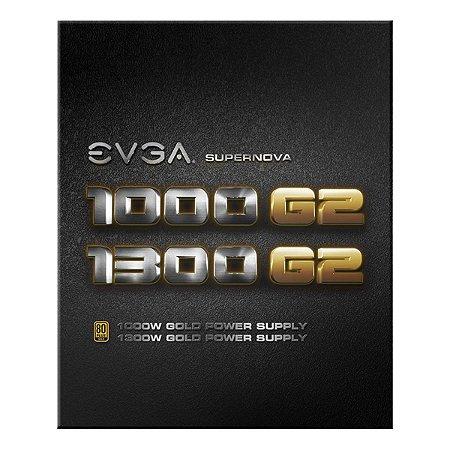 Fonte EVGA ATX 1300W REAL SUPERNOVA 1300 G2 80 PLUS GOLD MODULAR