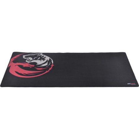 Mousepad Gamer Pcyes DASH SPEED 800X400X3mm PRETO