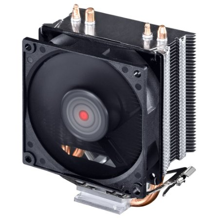 Cooler para Processador Pcyes ZERO K Z1 80mm