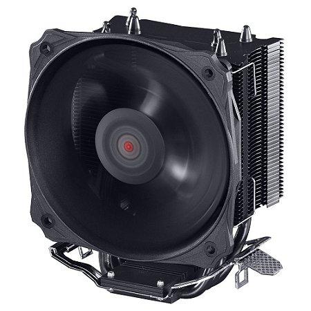 Cooler para Processador Pcyes ZERO KZ3 120mm PRETO