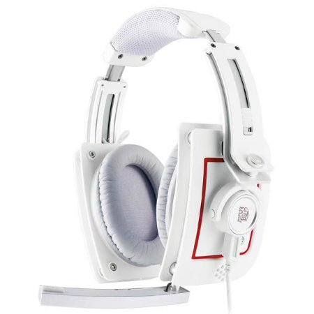 Headset Gamer Thermaltake TteSports LEVEL 10M GAMING WHITE HTLTM010ECWH