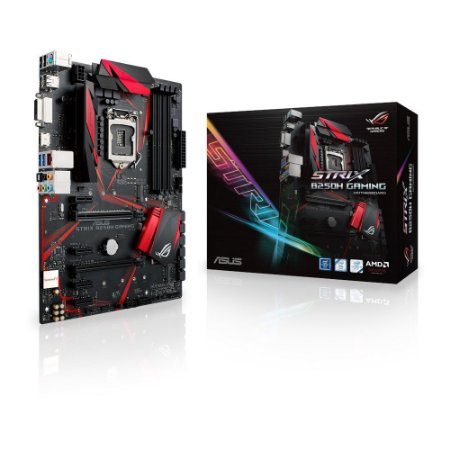 Placa Mae ASUS STRIX H270F GAMING LGA1151 USB3.1 90-MB0S70-M0EAY0