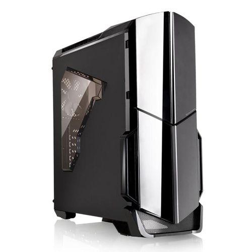 Gabinete Thermaltake TT Versa N21 Black Case/Window/SGCC CA-1D9-00M1WN-00
