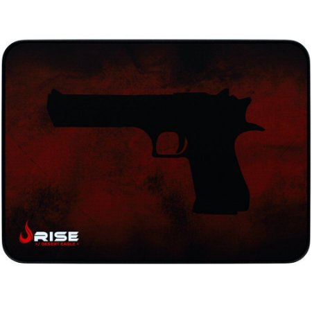 Mousepad Rise Gaming Desert Fibertek Médio - RG-MP-04-DE