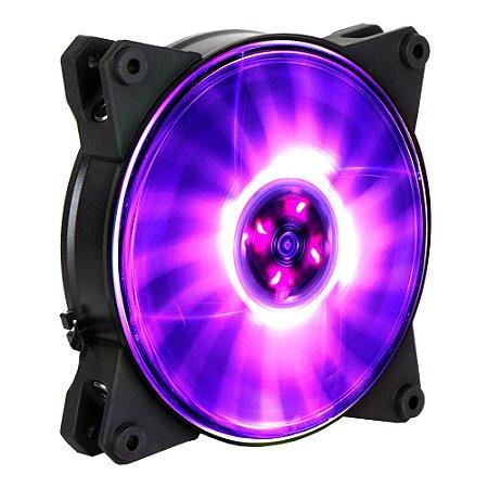 Cooler Fan Cooler Master - MasterFan PRO 120 Air Flow RGB (MFY-F2DN-11NPC-R1)