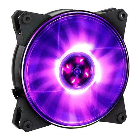 Case Fan Cooler Master - MasterFan PRO 120 Air Pressure RGB (MFY-P2DN-15NPC-R1)