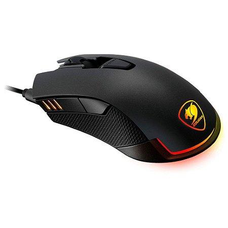 Mouse Gamer Cougar Revenger 12000 DPI - 3MREVWOI.0001