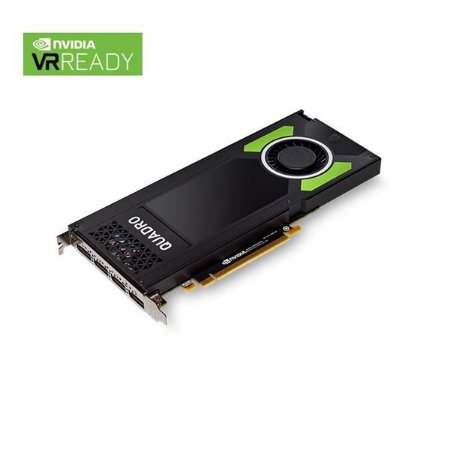Placa de Video PNY NVIDIA QUADRO P4000 8GB DDR5 256BITS - VCQP4000-PORPB