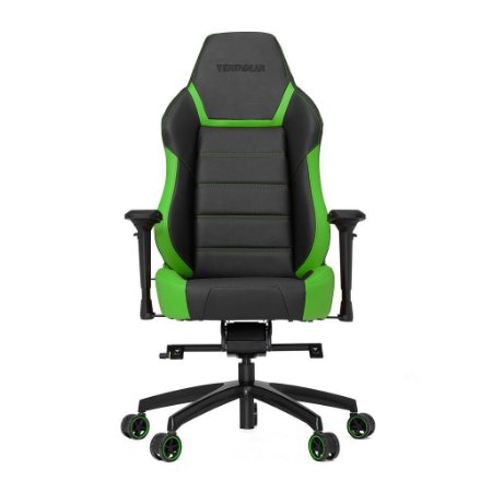 Cadeira Gamer VERTAGEAR SERIES RACING P-LINE PL6000 PRETO E VERDE - VG-PL6000_GR