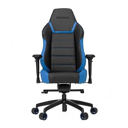 Cadeira Gamer VERTAGEAR SERIES RACING P-LINE PL6000 PRETO E AZUL - VG-PL6000_BL