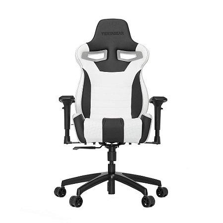 Cadeira Gamer VERTAGEAR SERIES RACING S-LINE SL4000 BRANCO E PRETO - VG-SL4000_WBK