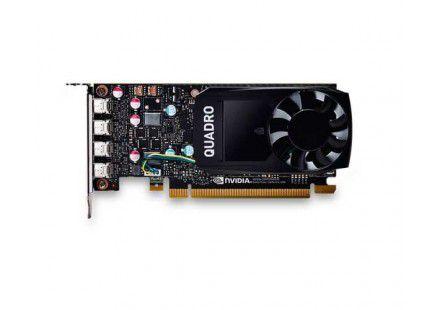 Placa de Video PNY QUADRO P600 2GB DDR5 - VCQP600-PORPB