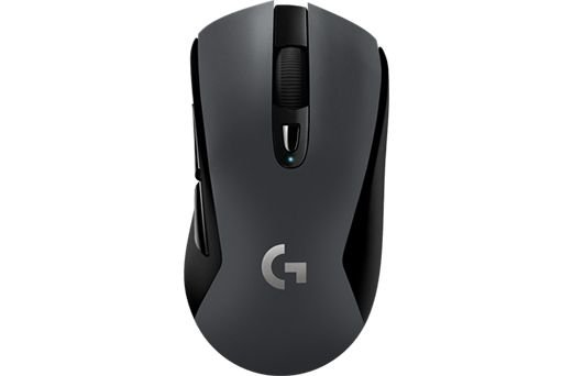 Mouse Gamer Logitech G603 Wireless Sem Fio Lightspeed