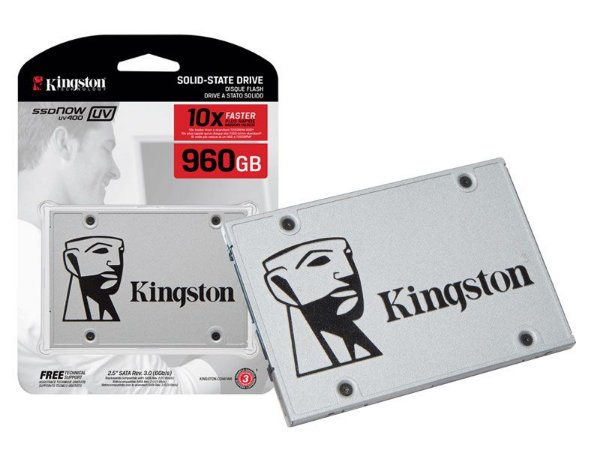 "SSD Kingston Desktop Ultrabook UV400 960GB 2.5"" SATA III BLISTER"
