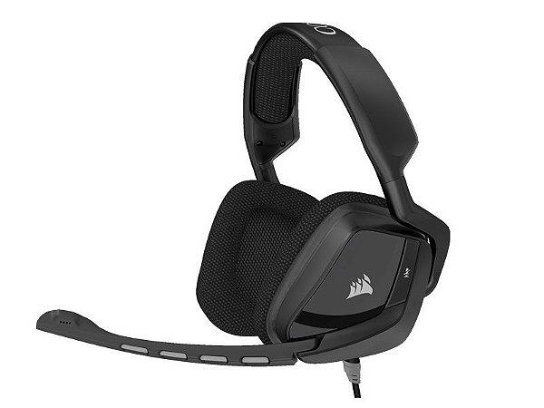 Headset Gamer Corsair VOID DOLBY SURROUND CARBON