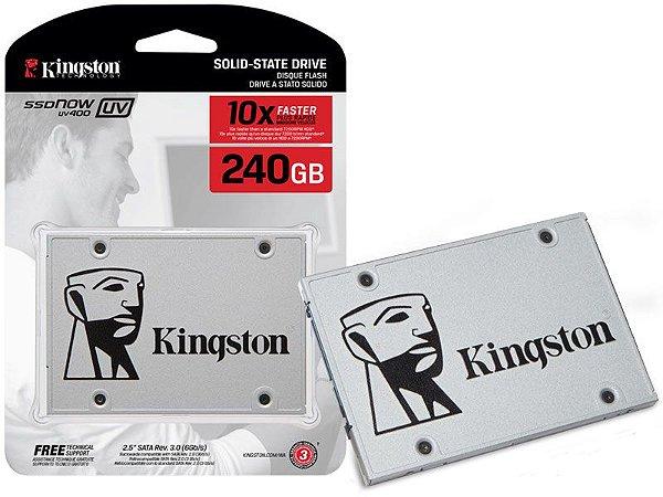 "SSD Kingston Desktop Ultrabook UV400 240GB 2.5"" SATA III BLISTER"