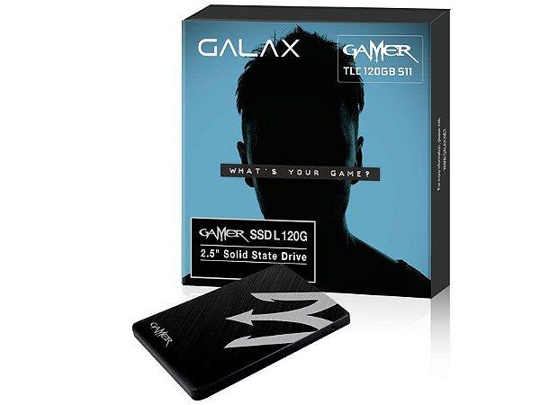 SSD Galax 120GB SATA 6GB/S