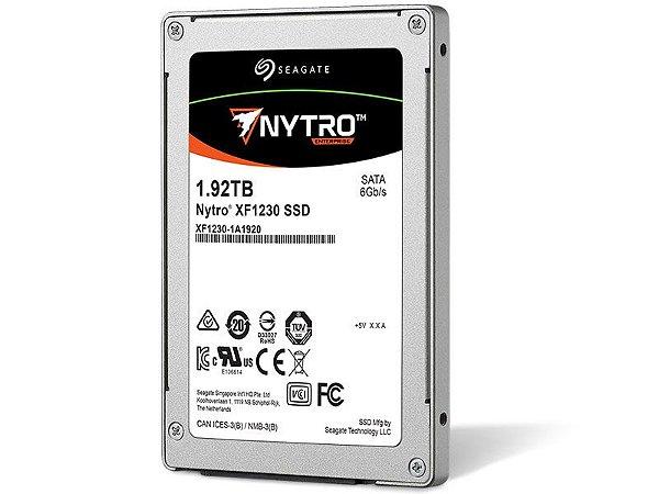 SSD Enterprise Seagate 1920GB EMLC SATA 6GB/S