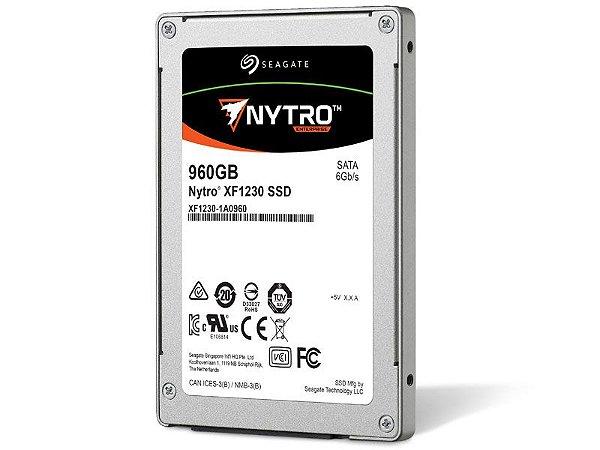 SSD Enterprise Seagate 960GB EMLC SATA 6GB/S