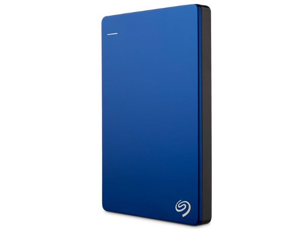 HDD Externo Portatil Seagate 1 TERA BACKUP PLUS AZUL USB 3,0