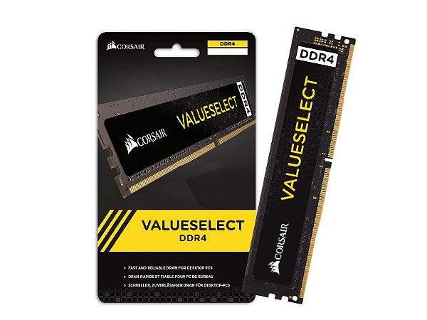 Memória Corsair Dimm DDR4 16GB 2400MHZ CL16 288-PIN DESKTOP