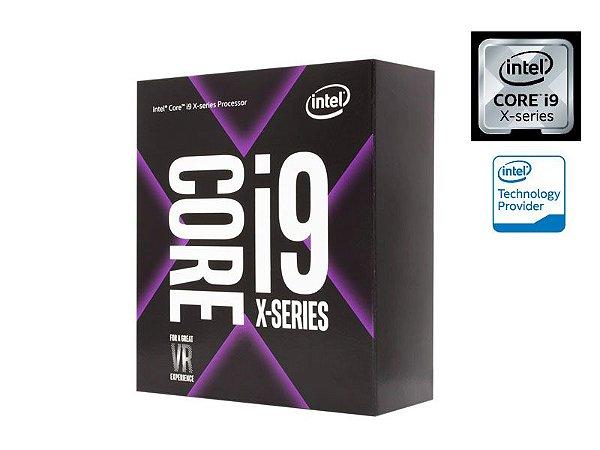 Processador Intel 12CORE I9-7920X 2.9GHZ 16.5MB CACHE L3 S/COOLER LGA 2066