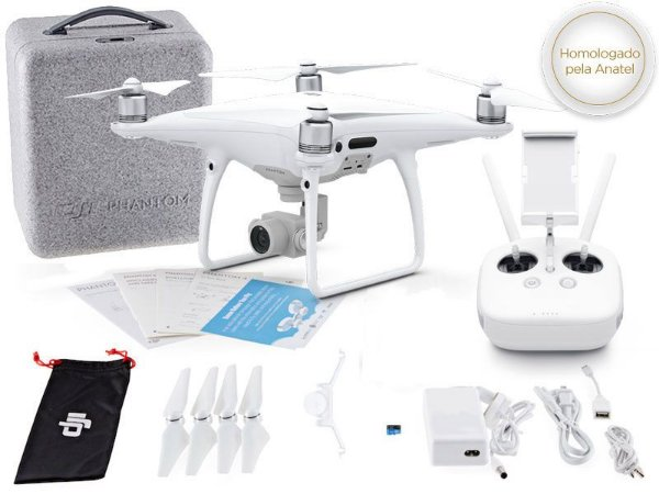 Drone DJI PHANTOM 4 PRO-34234-3