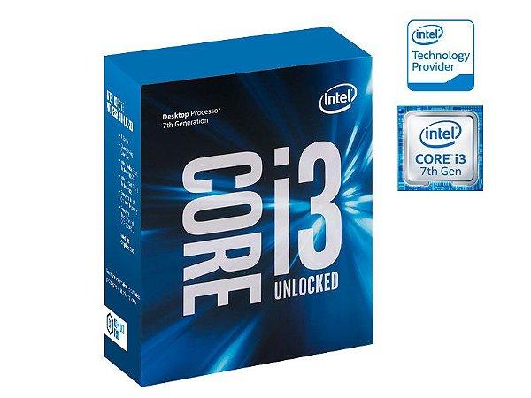 Processador Intel Core I3-7350K 4.20GHZ 4MB CACHE GRAF HD 7GER LGA 1151