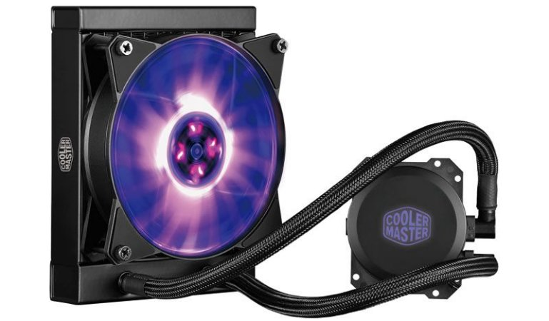 Water Cooler Cooler Master ML120L RGB  AM4 & 1151 - MLW-D12M-A20PC-R1