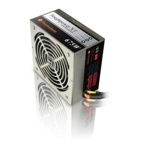 Fonte Thermaltake 675W TT TOUGHPOWER XT MOD80+BRONZE