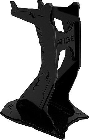 Suporte para Headset Rise Venon Full Black