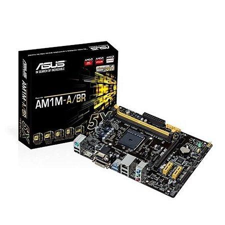 Placa Mae Asus MATX (AM1) - AM1M-A/BR