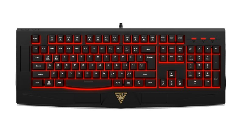 Kit Gamer Gamdias TECLADO - MOUSE - ARES V2 6001