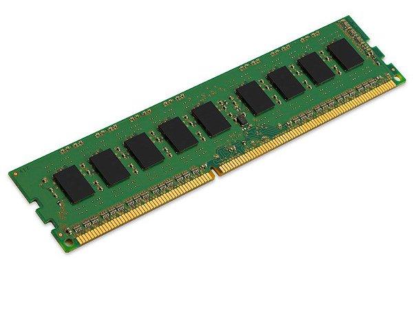 Memória Kingston 4GB 2400MHZ NON-ECC CL17 DIMM 1RX16 DESKTOP KVR24N17S6/4