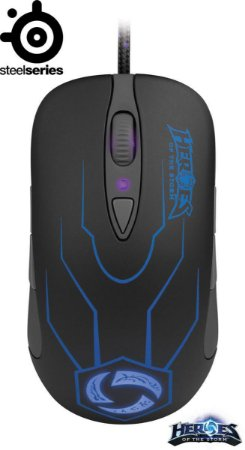Mouse Gamer Steelseries Laser HEROES OF THE STORM 62169