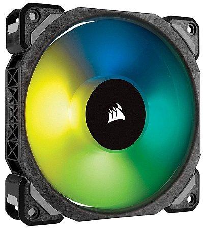 Case Fan Corsair ML120 RGB PRO 120MM PREMIUM COM LEVITAÇÃO MAGNÉTICA CO-9050075-WW