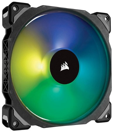 Case Fan Corsair ML140 PRO RGB 140MM PREMIUM C/ LEVITAÇÃO MAGNÉTICA CO-9050077-WW