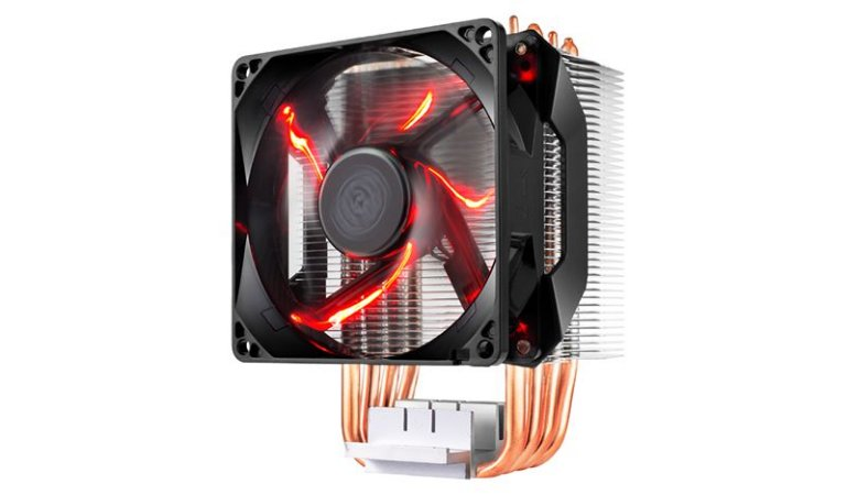 Cooler para processador Air cooler Master H410R(Red LED)