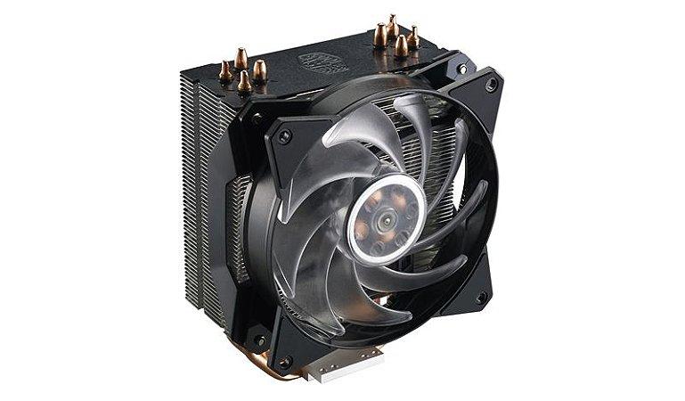 Cooler Para processador MA410P (MA Pro 4+ MF Lite RGB Fan)