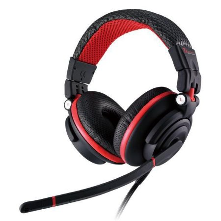 Headset Gamer Thermaltake TT SPORTS DRACCO CAPTAIN HT-DRC009ECRE