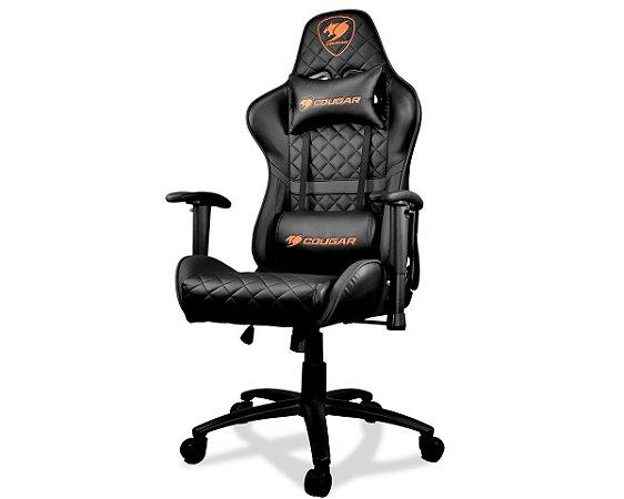 Cadeira Gamer Cougar Armor One Black - 3MAOBNXB.0001