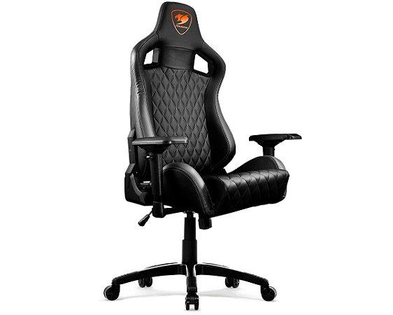 Cadeira Gamer Cougar Armor S Black - 3MASBNXB-0001