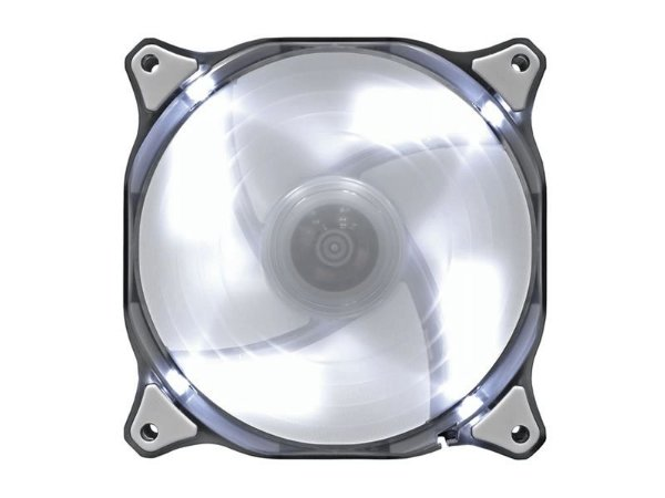 Cooler Fan Cougar CFD 120 led Branco - 3512025-0093