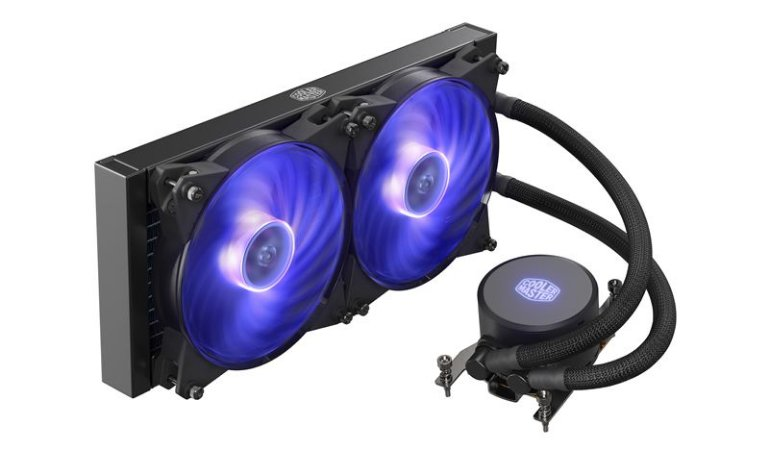 Water Cooler Cooler Master Masterliquid ML280 RGB TR4 Edition - MLX-D28M-A13PC-T1