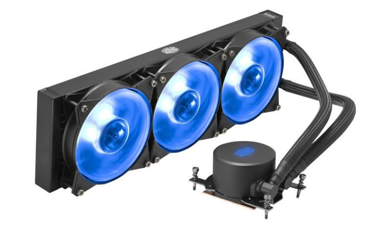 Water Cooler Cooler Master MasterLiquid ML360 RGB TR4 Edition - MLX-D36M-A20PC-T1