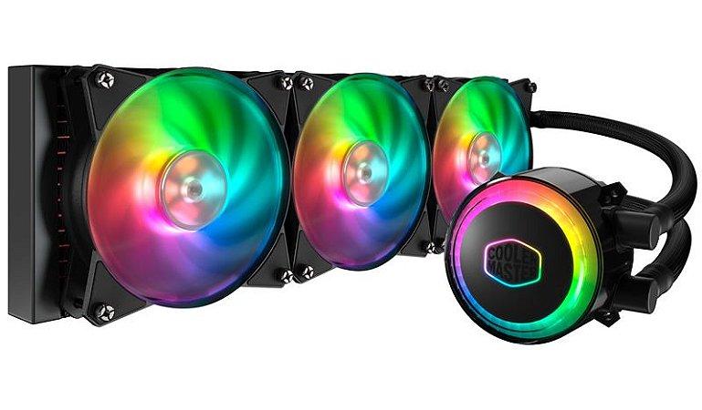 Water Cooler Cooler Master Masterliquid ML360R RGB - MLX-D36M-A20PC-R1