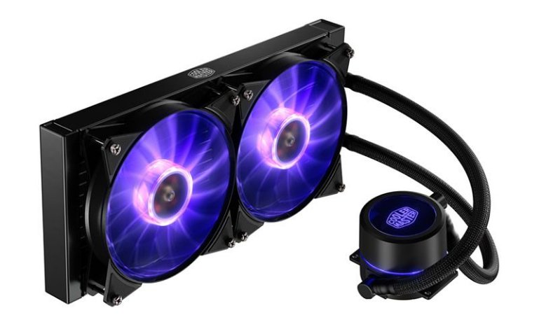 Water Cooler Cooler Master Masterliquid Pro 280 RGB - MLY-D28M-A22PC-R1