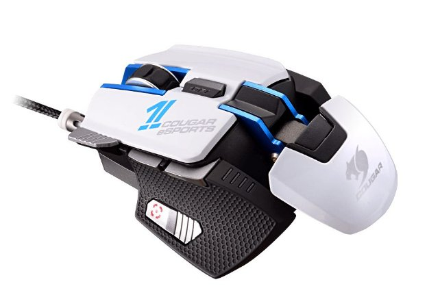 Mouse Gamer Cougar 700M eSports White - 3M700WLW.0001