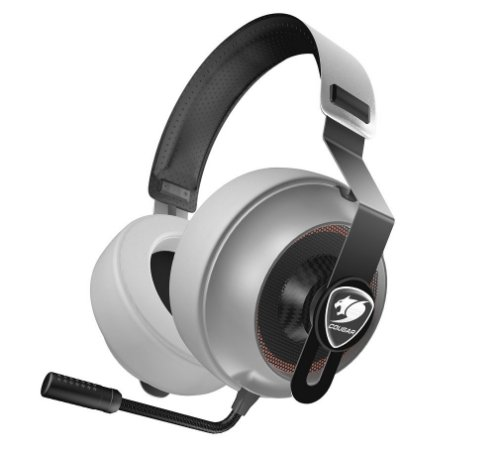 Headset Gamer Cougar Phontum Essential IVORY - 3H150P40W.0001
