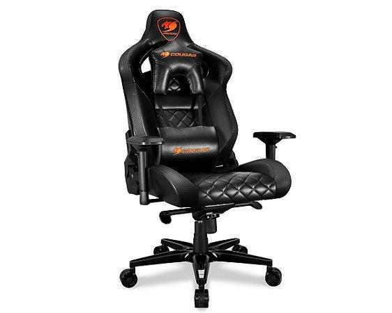 Cadeira Gamer Cougar Armor Titan Black - 3MATBNXB.0001